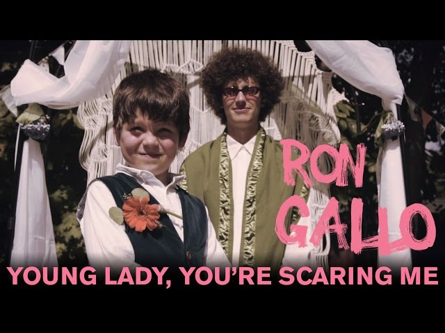 Ron Gallo - Young Lady, Youre Scaring Me [Official Video]