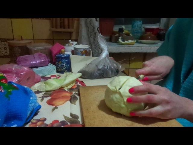 Asmr cooking борщ