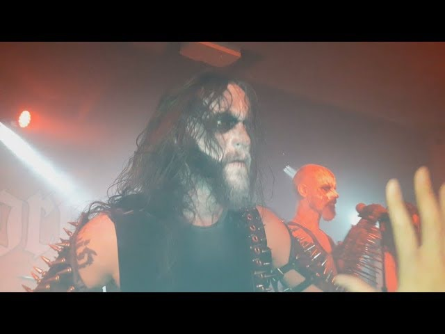 Gorgoroth - BERGTROLLETS HEVN ANEUTHANASIA LIVE