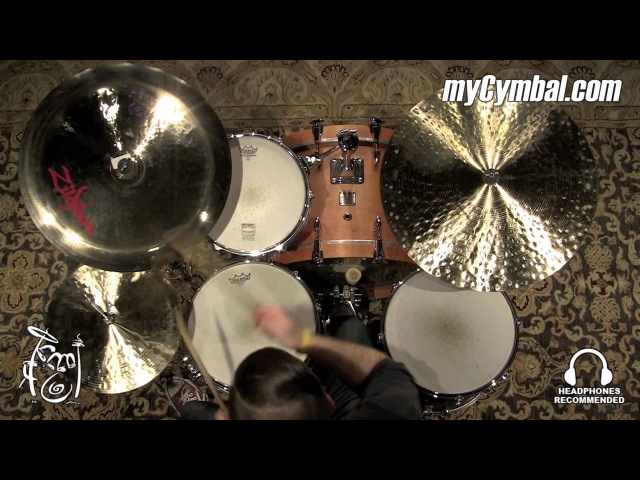 Zildjian 20 Oriental China Trash Cymbal - 1646g (A0620-1061015I)