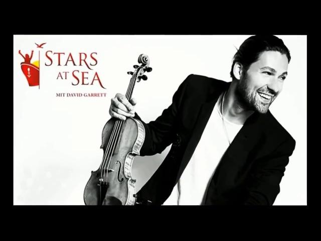 David Garrett mit seiner Band, 'Explosive', Stars at Sea, Teil 1