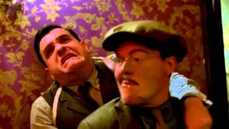 Richard Harrow's Rampage in HD