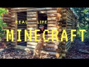 Log Cabin TIMELAPSE Built By ONE MAN In The Forest