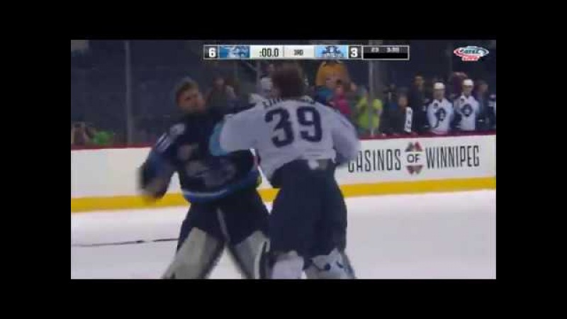 Anthony Richard vs Kirill Gotovets Anders Lindback vs Jamie Phillips Feb 21, 2018