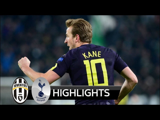 Juventus vs Tottenham 2 2 All Goals Extended Highlights Champions League 13 02 2018 HD