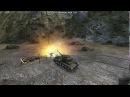 Танкомахач №4 Т-150 vs КВ-85