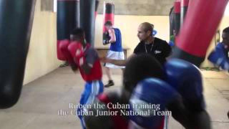 The Cuban Boxing Club Visits Cuba!