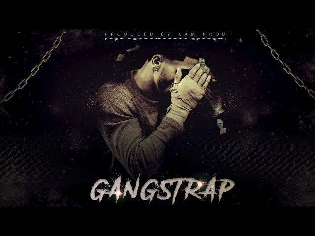 Instru Rap Lourd 2017   Dark Trap Instrumental   Gangsta Freestyle Beat (Prod. Xam)