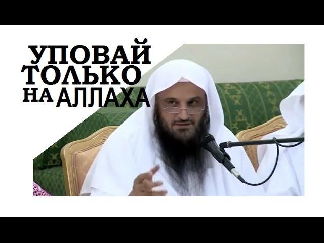 ► Уповай только на Одного Аллаха | Шейх АбдуРраззак аль-Бадр