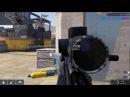 Нагиб с Blaser R93 и автоматического пистолета KARO
