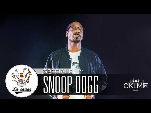 SNOOP DOGG : Quel est son meilleur album ? – LASAUCE SUR OKLM RADIO 21/11/17 {OKLM TV}