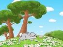 Сказочка-шумелка Трусливый заяц