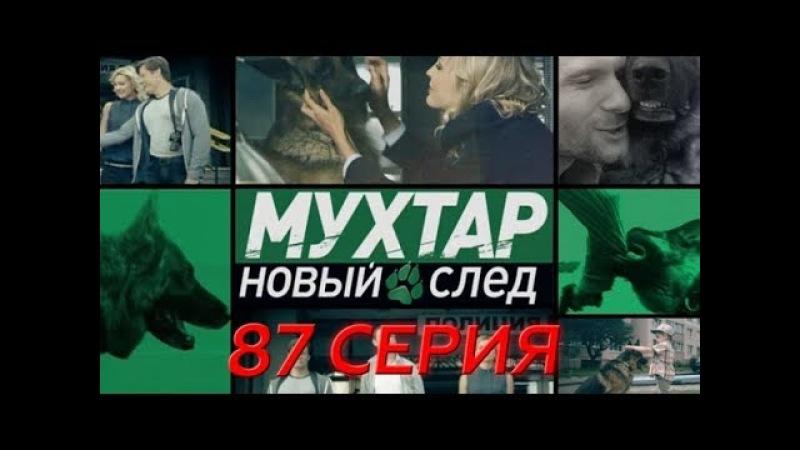 Сериал Мухтар Новый след 87 серия Двойной сюрприз