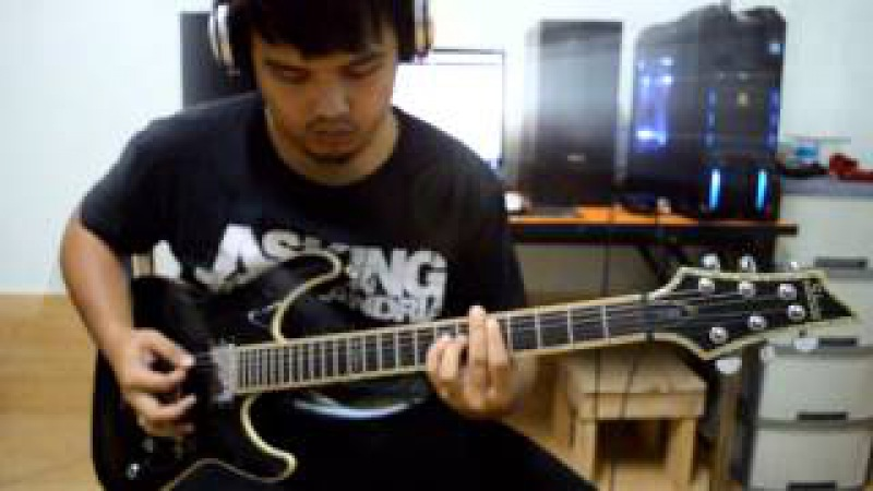 Killswitch Engage - A Tribute to the Fallen (Guitar Cover)