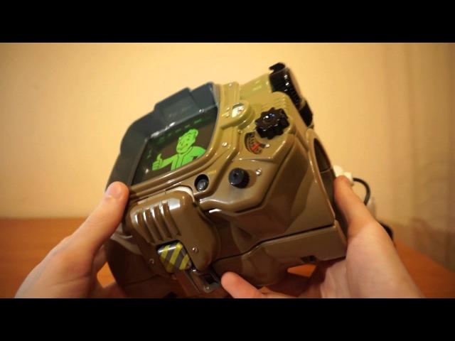 Распаковка Fallout 4 Pip Boy Edition