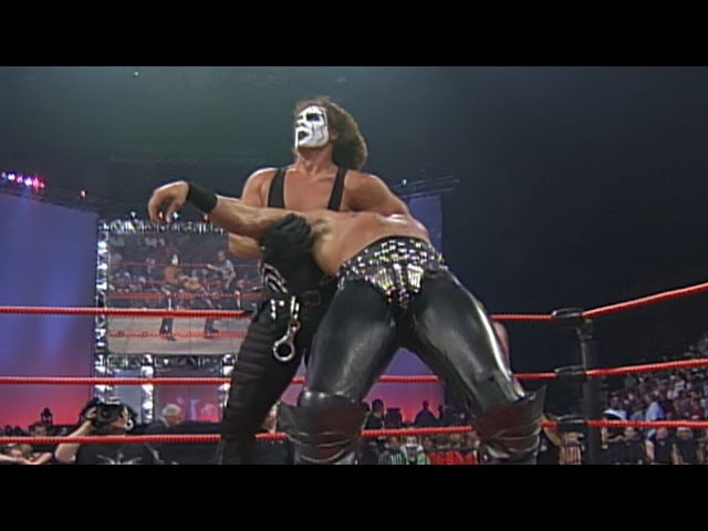 Sting vs. The Demon: WCW New Blood Rising 2000 on WWE Network
