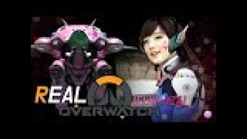 디바가 시공의 폭풍으로 끌려간 이유[Reallife Overwatch D.va]_ 유니버스 34화
