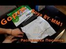 AliExpress Нужные вещи вечернее вскрытие посылок Gopro Пин Микрофон