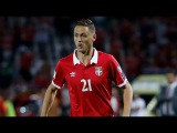 NEMANJA MATIC VS GEORGIA INDIVIDUAL SKILLS & PERFORMANCE 2017 HIGHLIGHTS HD