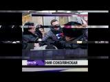 Алексея Навального выпустили из полиции, где был задержан на митинге 28.01.18