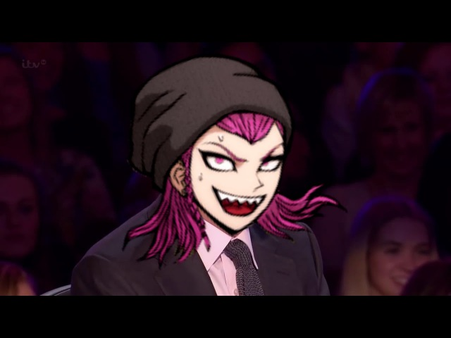 Ibuki Mioda Auditions for a talent contest - SDR2 Shitpost