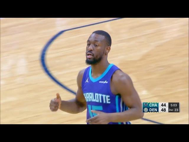 Charlotte Hornets vs Denver Nuggets - 1st Half Highlights | February 5, 2018 | 2017-18 NBA Season