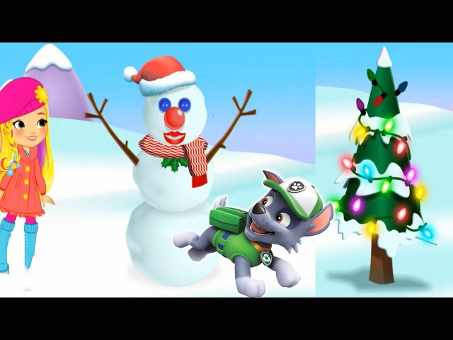 Happy Holidays Resort Games for kids Online