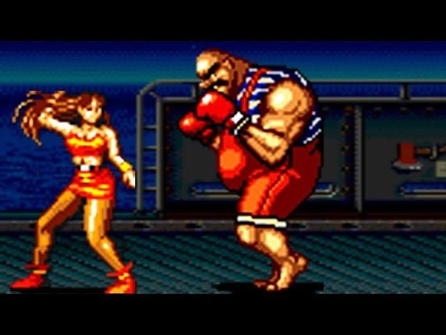 Streets of Rage 2 (Genesis) All Bosses (No Damage)
