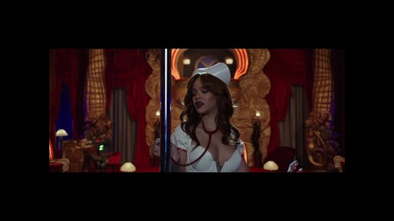 Rihanna Dancing Scene FHD - Valerian and the City of a Thousand Planets