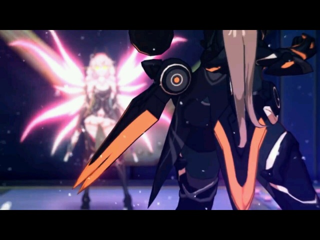 Honkai Impact 3rd - Moonlight Kiana vs Moonblade Fuka 0 hit taken
