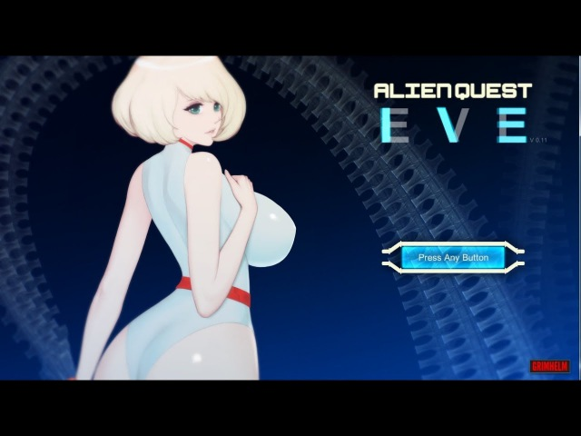 AlienQuest EVE GamePlay demo H Game