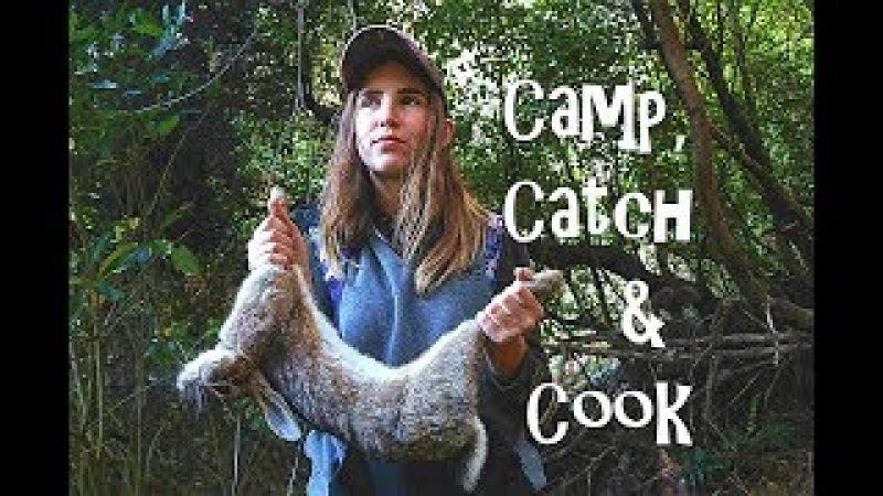 Camp, Catch Cook