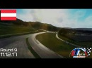 Video collage of 9th Round In Austria in championship