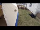 Очередной обзор палатки 4 Т лонг обратите внимание что в палатках которые продаются в США два вентеляционных окна в нынешней