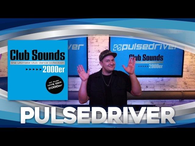 PULSEDRIVER - Live DJ-Set | Aqualoop Rec. (GER) | CLUB SOUNDS 2000er