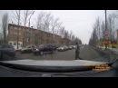 Водитель автомобиля Honda Civic чуть не сбил мужчину