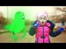 Видео для детей, Привидение и машинки на пульте управления top 10 серия на KidsFM дет...