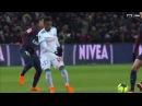 Lesão de Neymar frente ao Marselha