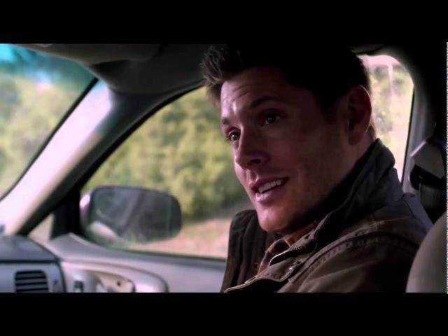 Supernatural Dean's Smile