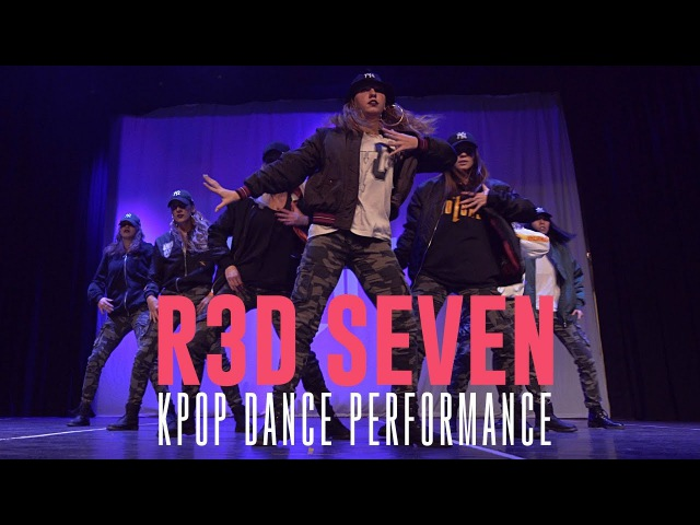 BTS MIC DROP / FIRE SNSD CATCH ME IF YOU CAN Dance Performance by R3D SEVEN