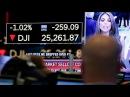 Dow Jones sufre la peor caída de su historia