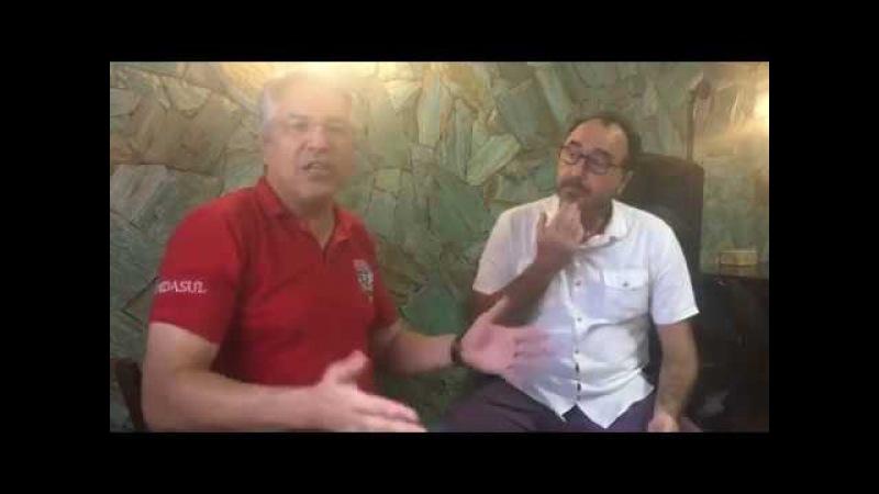 Renato Rovai entrevista o ex-ministro Alexandre Padilha (direto da Casa Fórum)