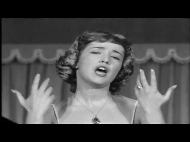 Lucie Dolène * Voulez vous jouer avec moi * 1957