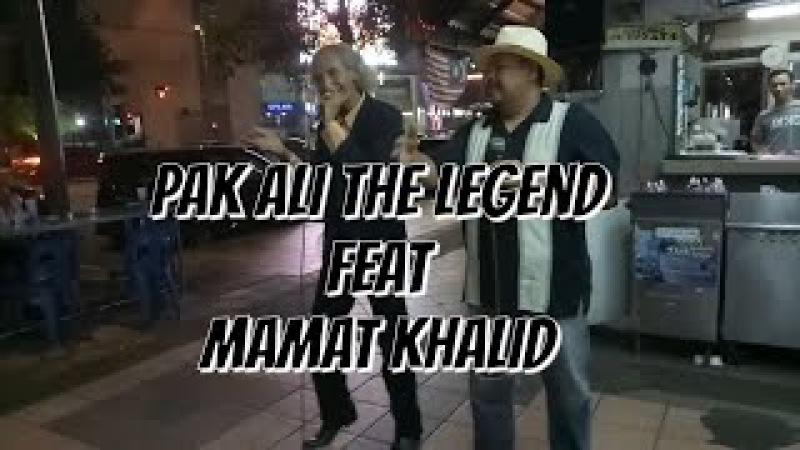Kehilangan : Cover by Pak Ali The Legend ft Mamat Khalid | Melaka