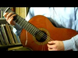 Big Iron - Marty Robbins (Fingerstyle cover)