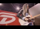 NAMM 2018 Lari Basilio Live At The Dunlop Booth-Pt 1