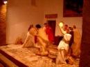 ANNA CIRIGLIANO ricostruzione danza antica Roma Musica Ludi Scaenici