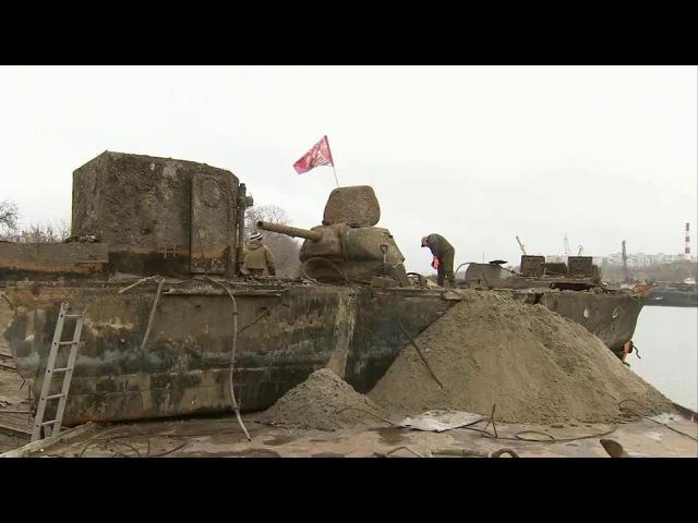 75 лет назад 19 ноября 1942 года началось контрнаступление под Сталинградом. Новост ...