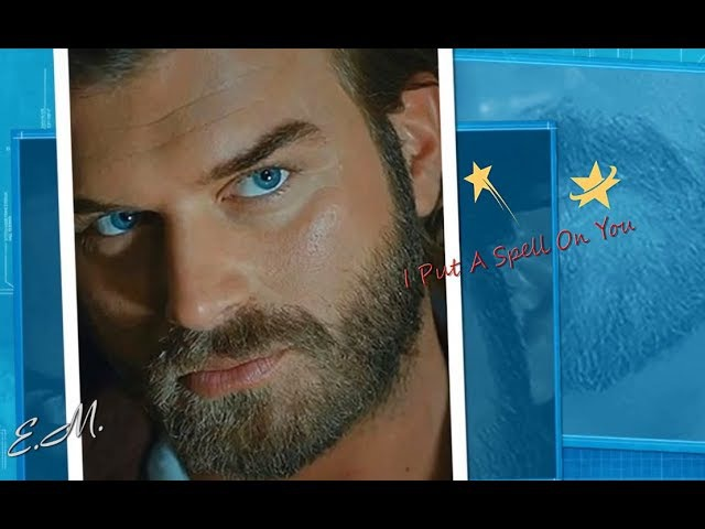 Kıvanç Tatlıtuğ ❖ I Put A Spell On You * ¨ * • ♫ ♪. • ✿