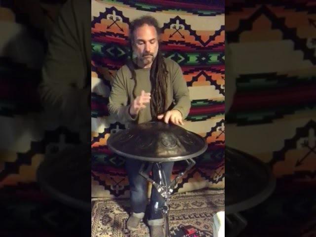 B integral rav drum jam by Miguel